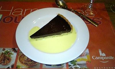 デザート チョコケーキ