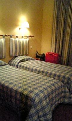 2日目のホテル2