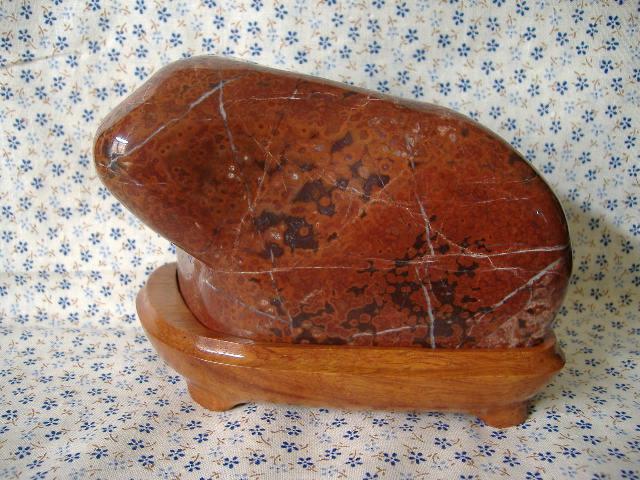 根尾 赤孔雀石