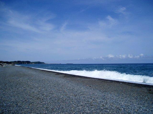 加賀市 海岸