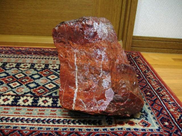 根尾 孔雀石の原石