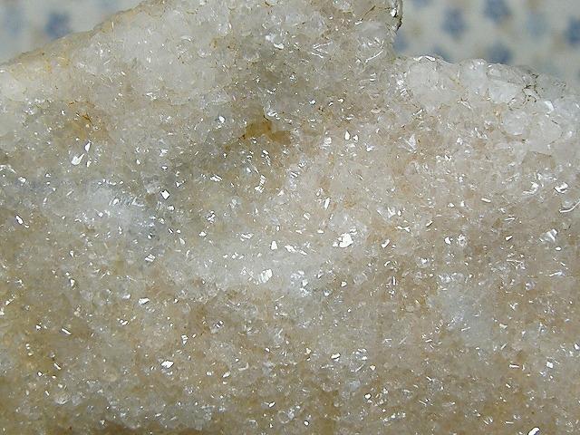 金生山のカルサイト