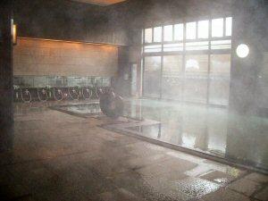 滝の湯ホテル内湯