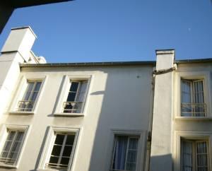 ホテル窓空