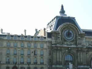 セーヌ川(パリ市庁舎)