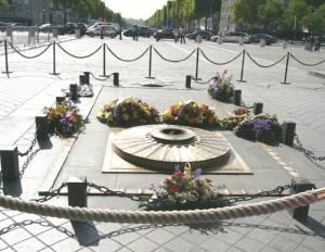 凱旋門(お墓)