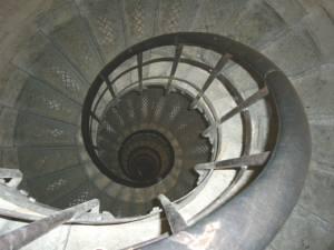 凱旋門(階段)