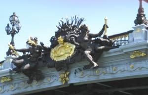 セーヌ川(彫刻)