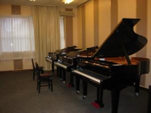夢のグランドピアノ