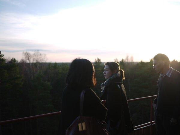 14 夕陽が綺麗です。.JPG
