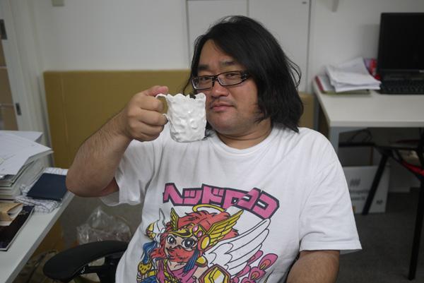 スタッフの福井さんからのバースデープレゼントTシャツ。.jpg