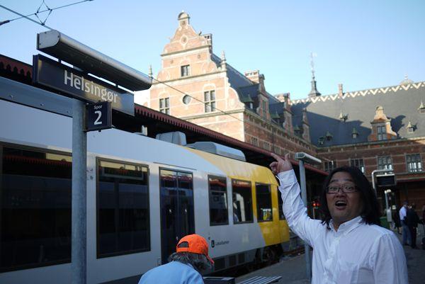コペンから電車で40分ぐらいでしょうか?.JPG