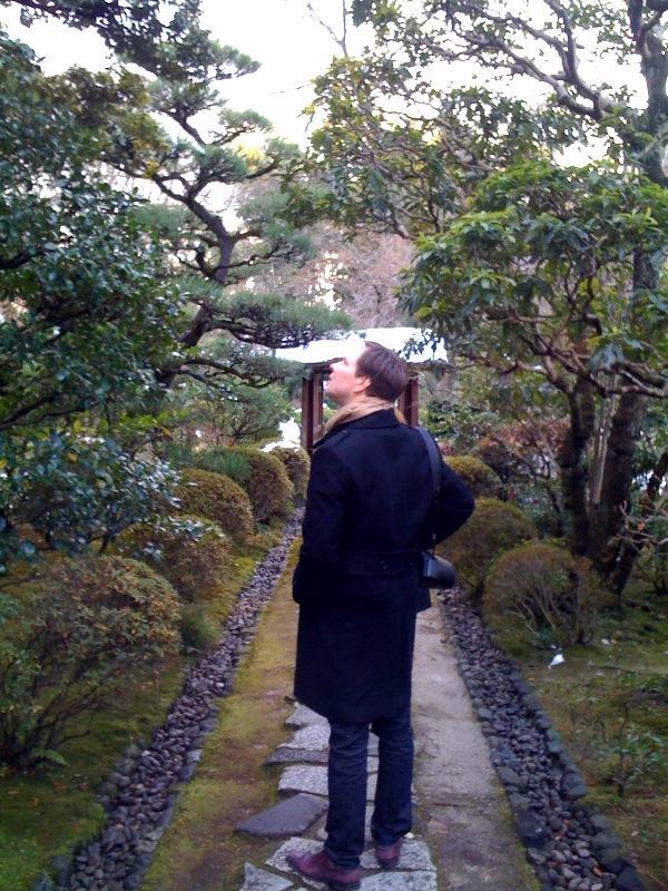 日本の庭に凄く興味があるのだそうです.jpg