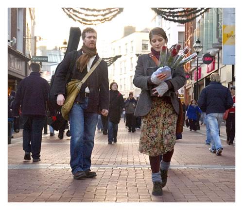 Onceダブリンの街角で
