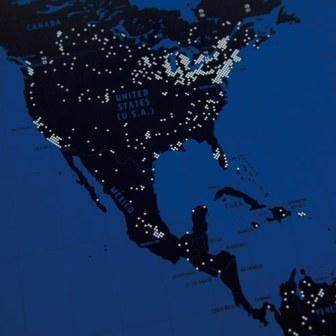 夜景地図カレンダー