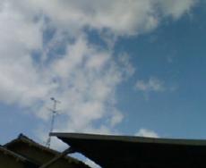 伏見稲荷の空