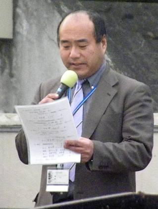長田アナウンサー