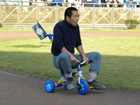 野田厩務員