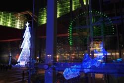 大阪海遊館クリスマスイルミネーション