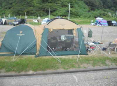 20110817(野潟キャンプ場)