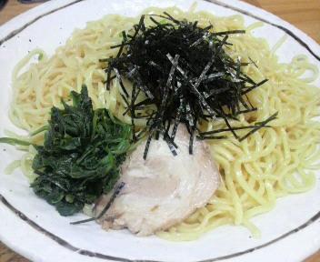 大原家 つけめん 豚骨魚介 2008.7.9