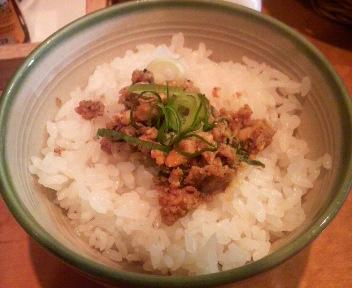 麺一真 らーめんセット 2008.7.8