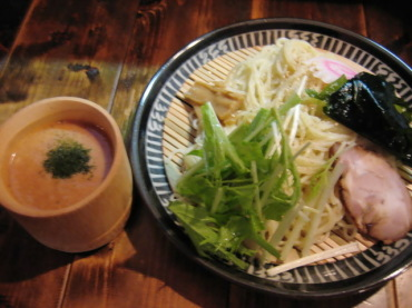 ひでたん 胡麻味噌ざる麺