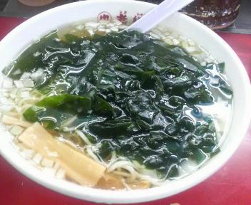老郷 湯麺 2010.4.22