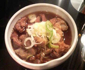 レッツゴー酒場 牛スジ煮 2010.2.2