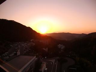 日の入り-1