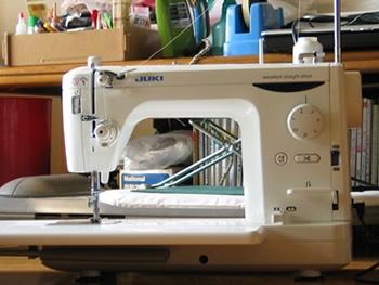 職業用ミシンSL-280EXを買った