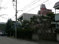 渡辺淳一記念館外観その1