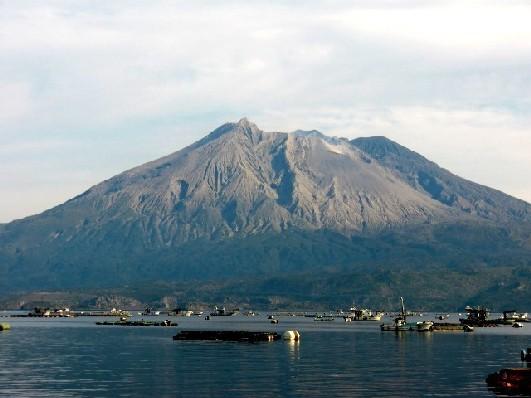桜島・筑紫富士・6月6日海潟.jpg