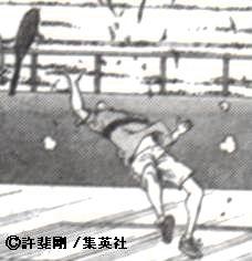 新テニスの王子様 真田vs幸村 3.JPG