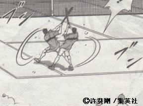 新テニスの王子様 真田vs幸村 4.JPG
