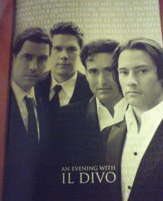 An evening with il divo i love salzburg - An evening with il divo ...