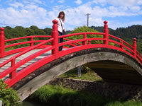 三途の川にかかる橋