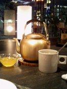 おかわりのお茶