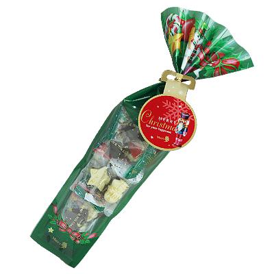 クリスマススターチョコレート80g袋 .jpg
