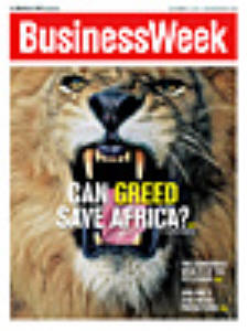 Can Greed Save Africa