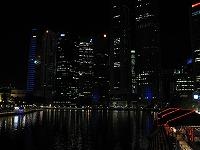 ボートキーの夜景