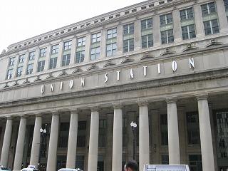 シカゴユニオン駅