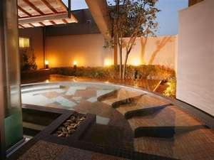 君津の森の風呂