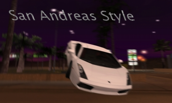 San Andreas Style