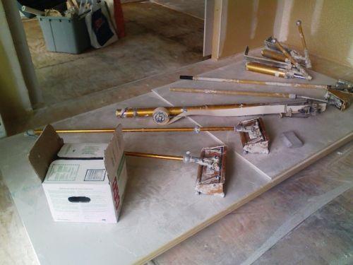Drywallerの道具
