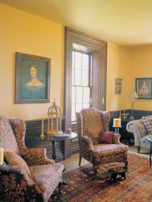 Heritage Livingroom