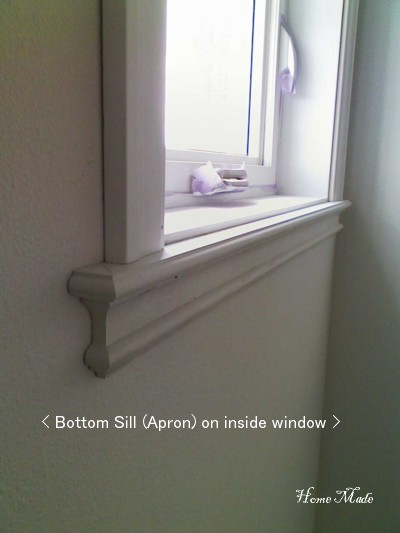 Bottom Sill