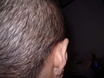 7-30-05 髪の毛