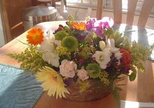 えりこさんのおお花