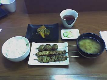 kushiichi teishoku